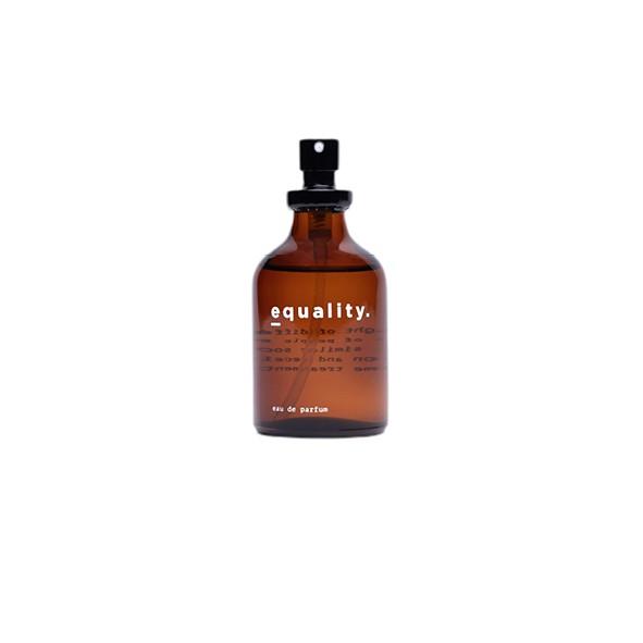 Eau de Parfum equality.