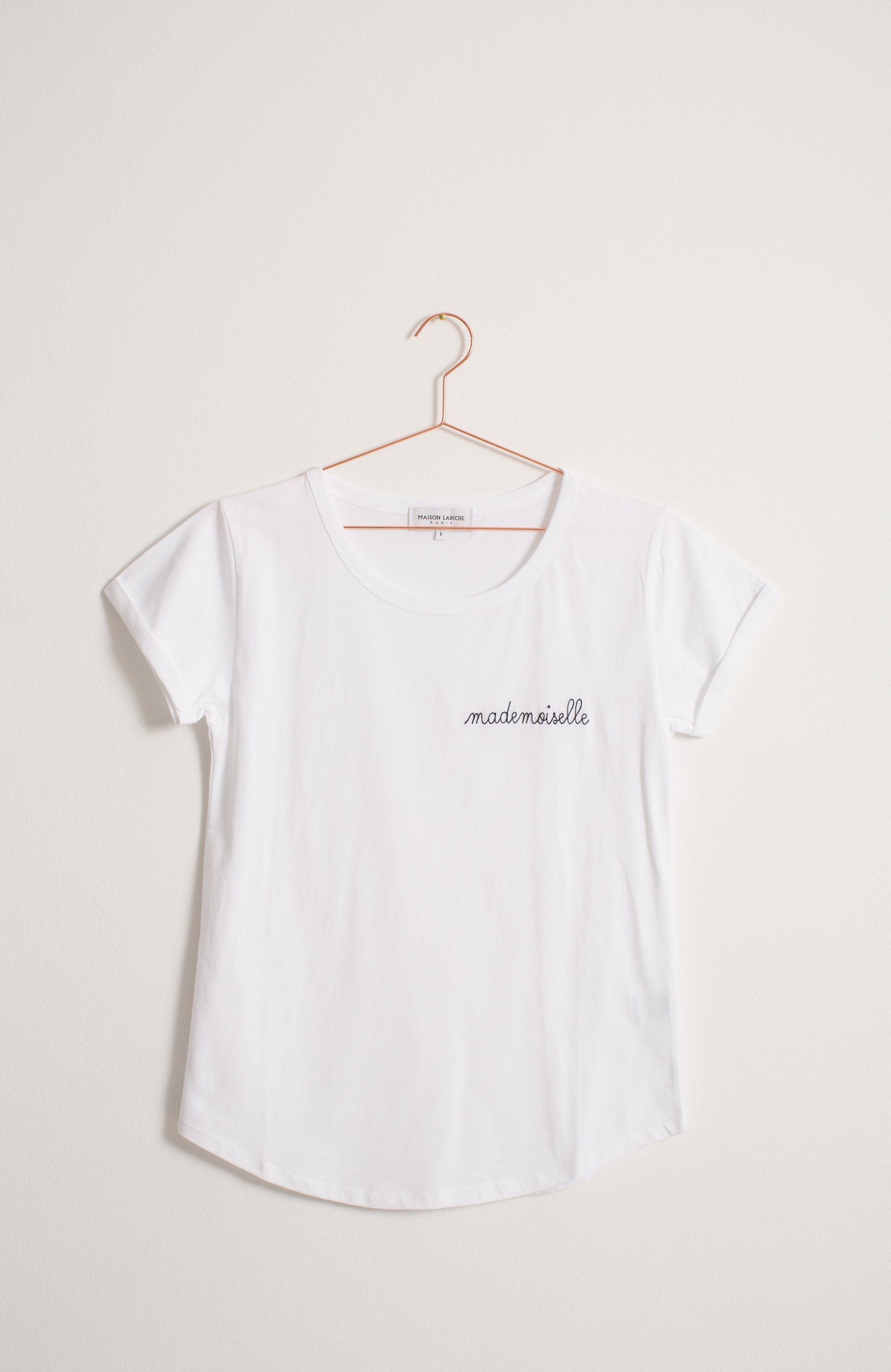 "T-Shirt ""Madmoiselle"""