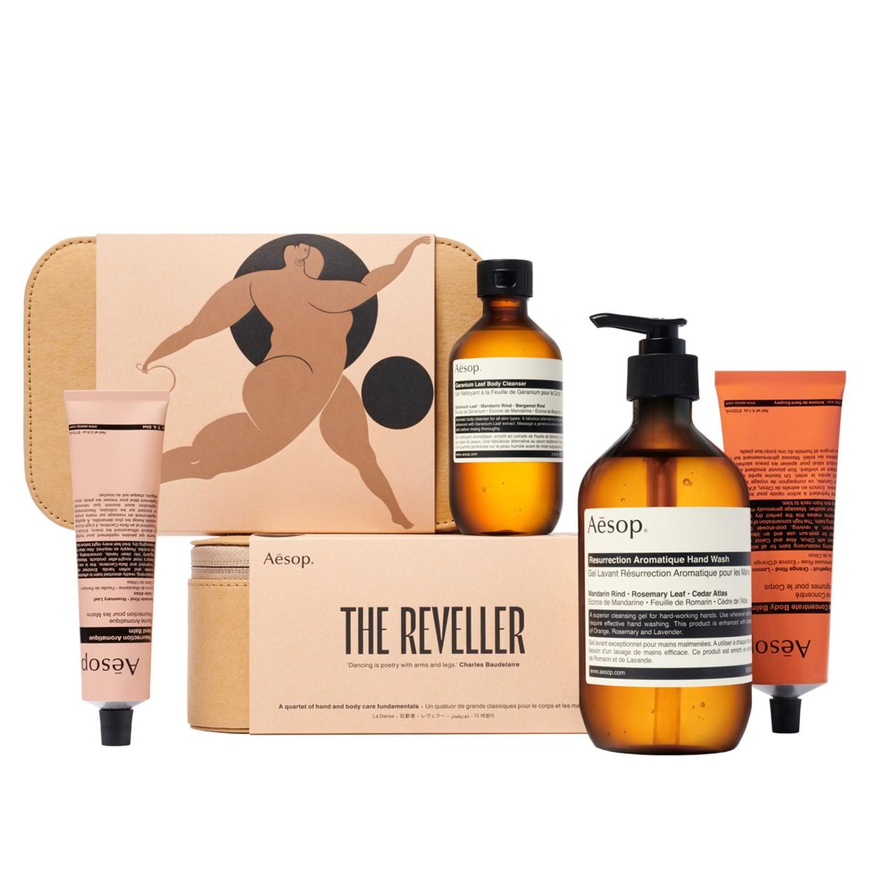 The Reveller - Geschenkset