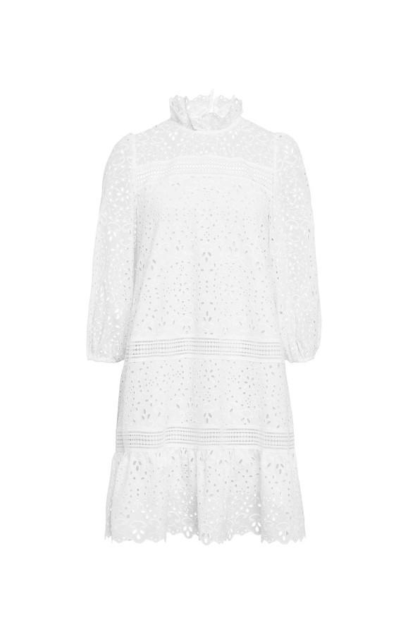Mini Embroidery Kleid
