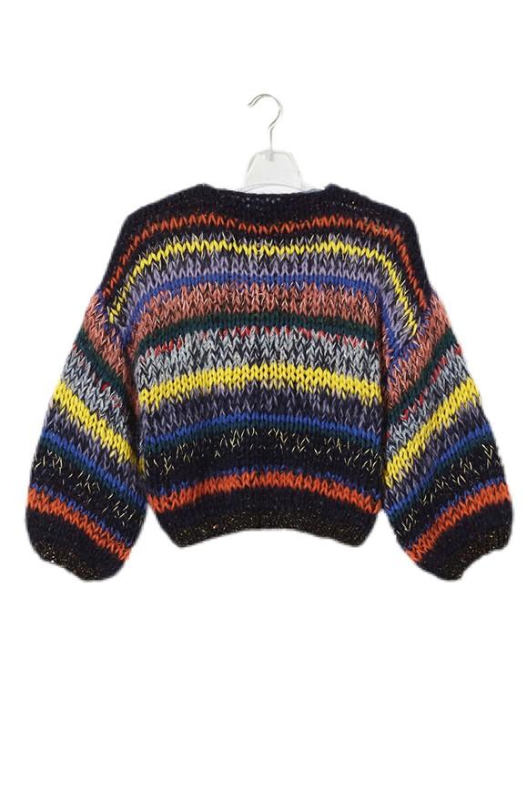 Pullover Ombre Black Pop