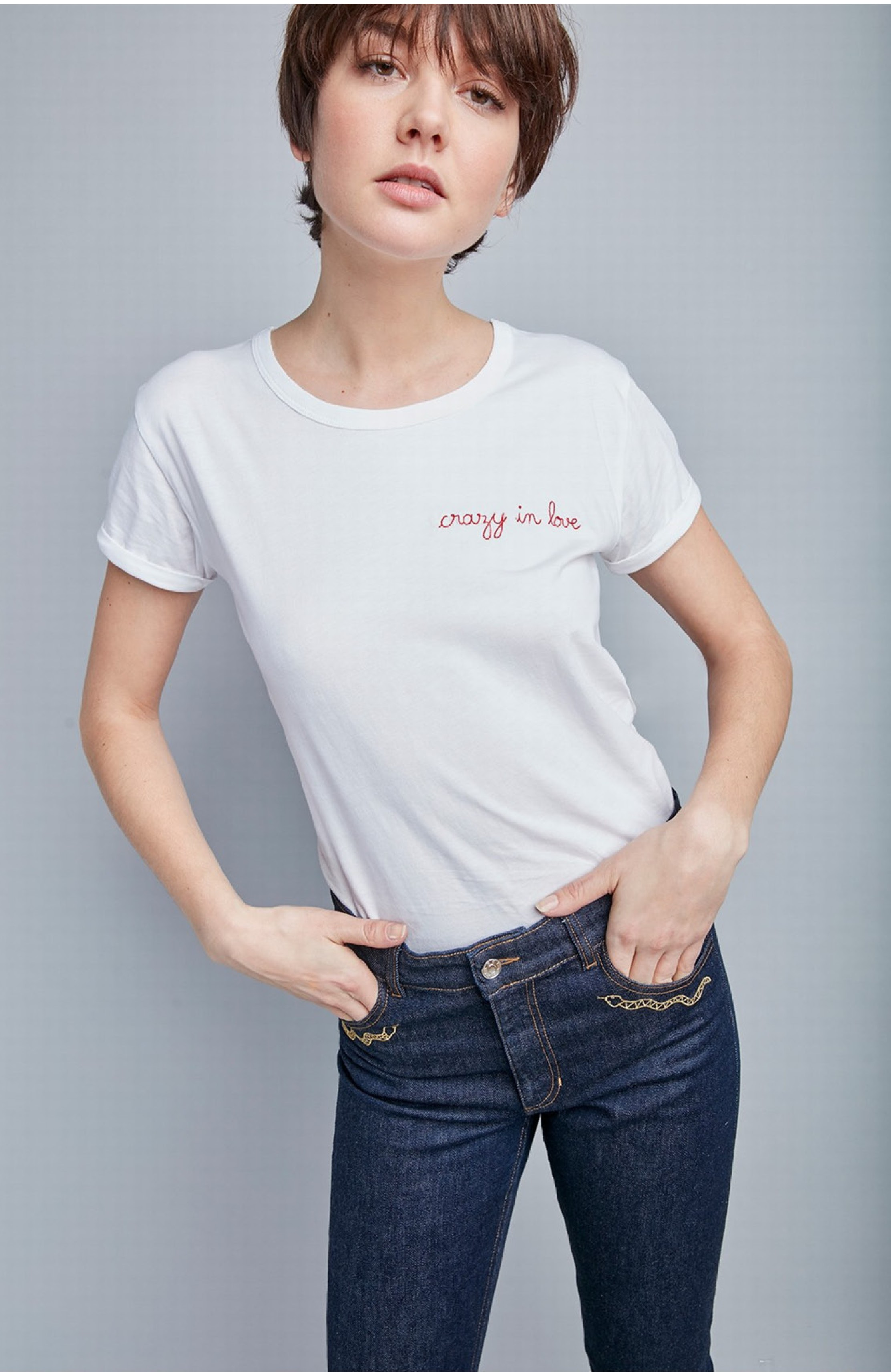 """T-Shirt """"Crazy in Love"""""""