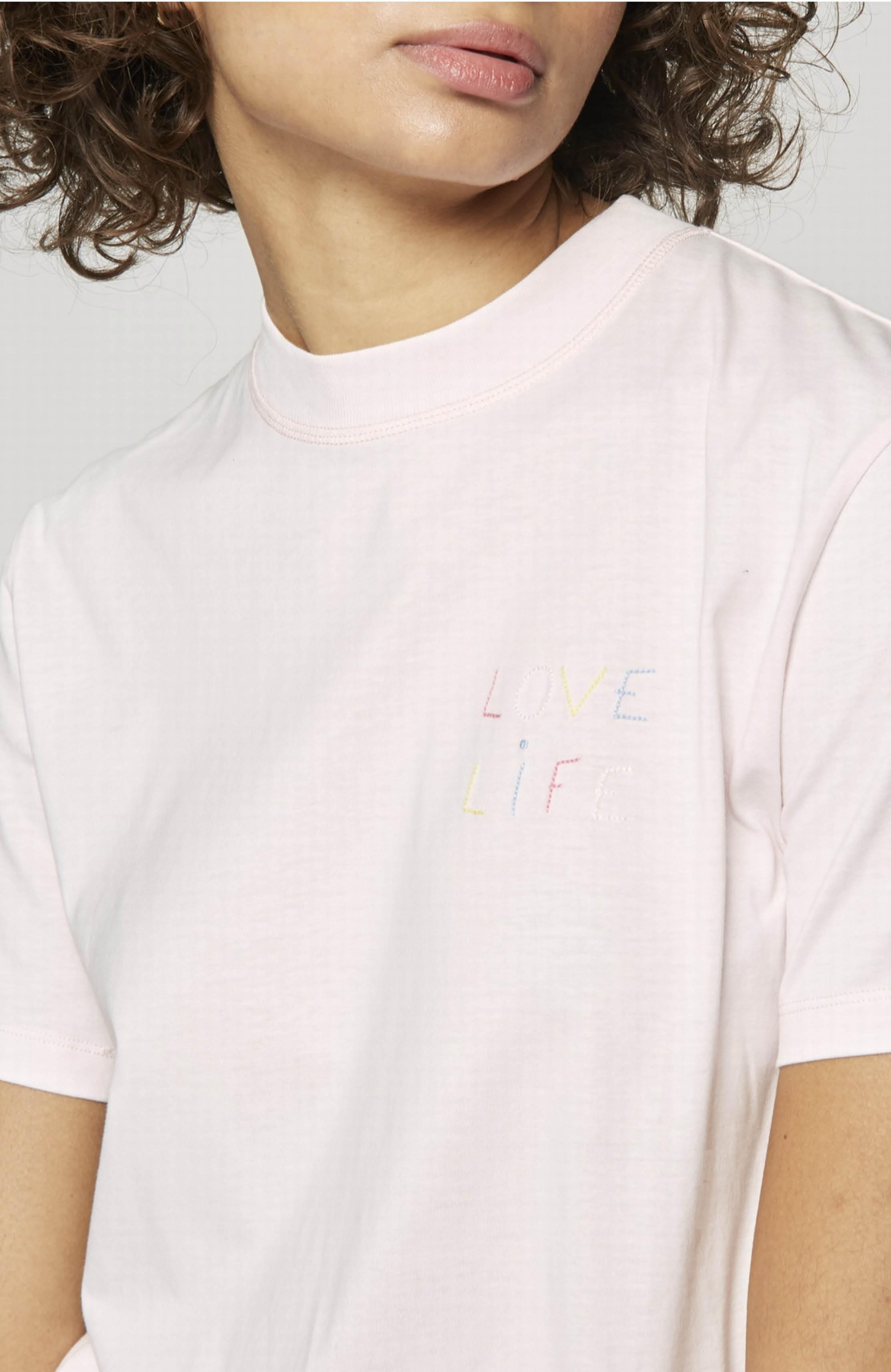oversized T-Shirt Love Life