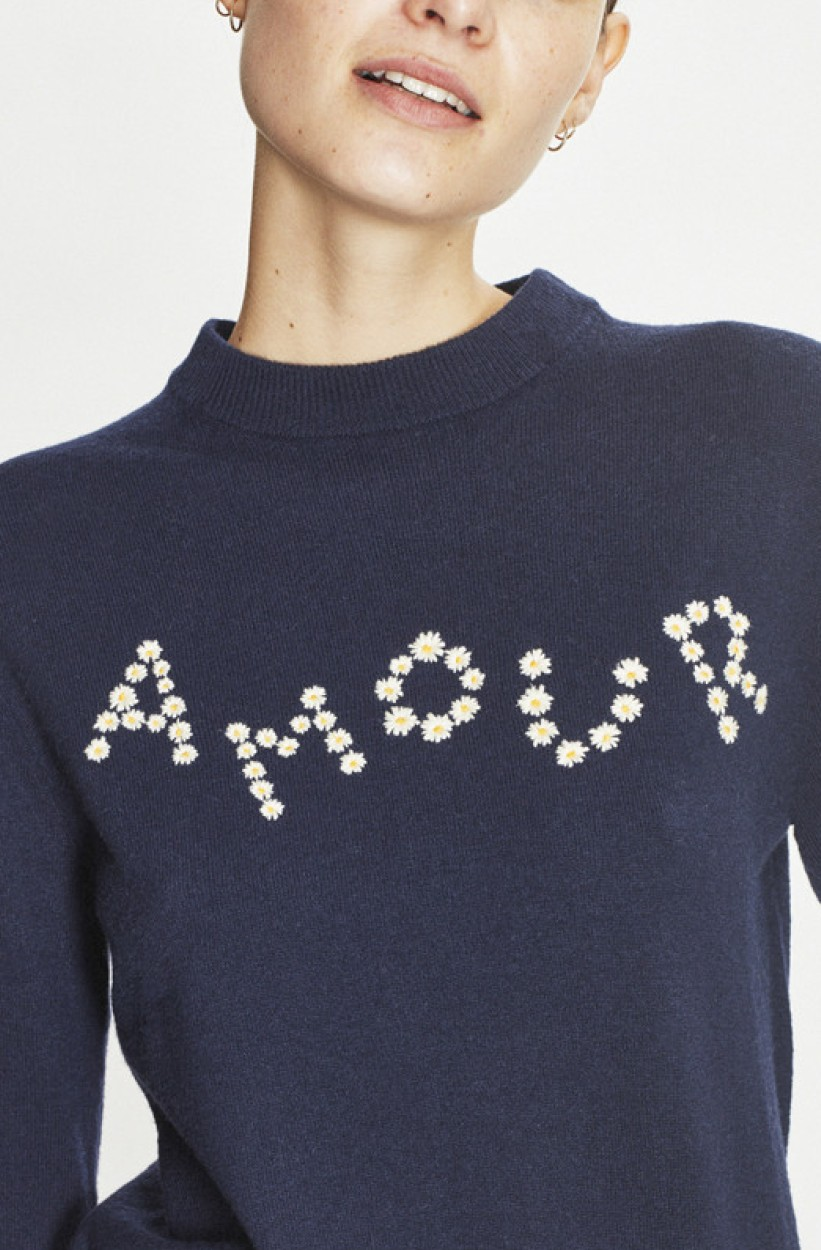 Amour Woll-Sweater