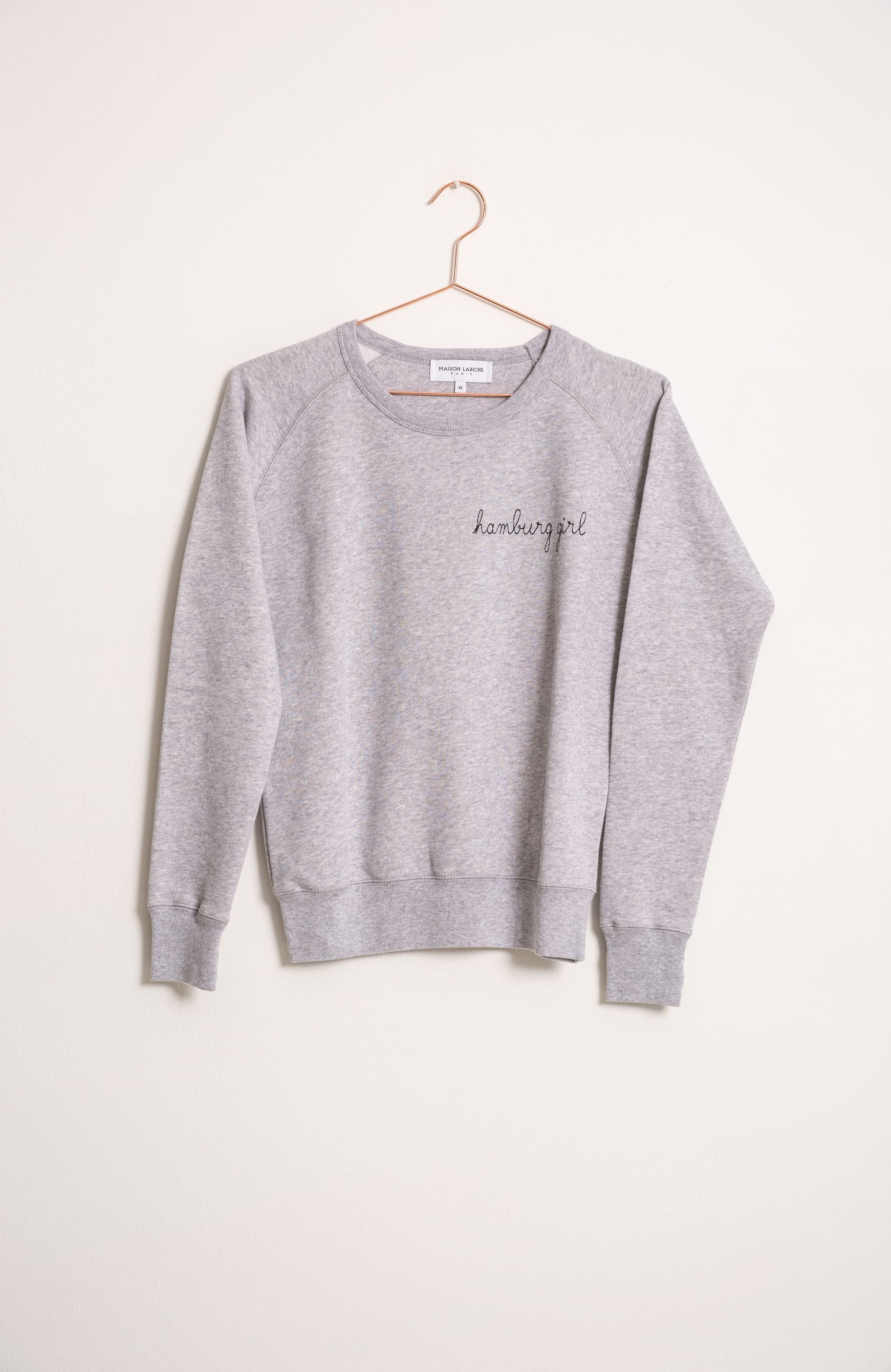 Hamburg Girl Sweater