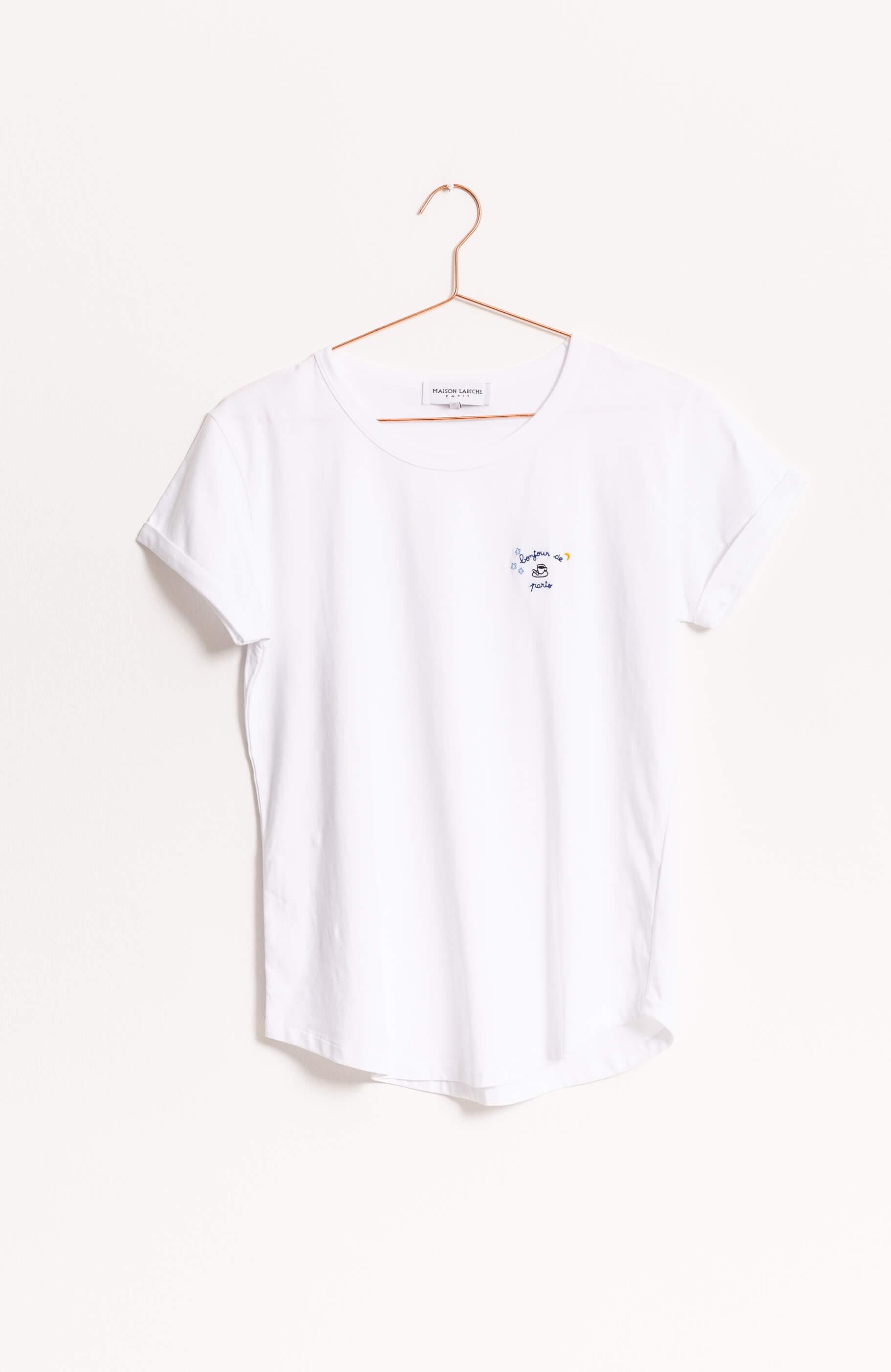 """T-Shirt """"Bonjour de Paris"""""""