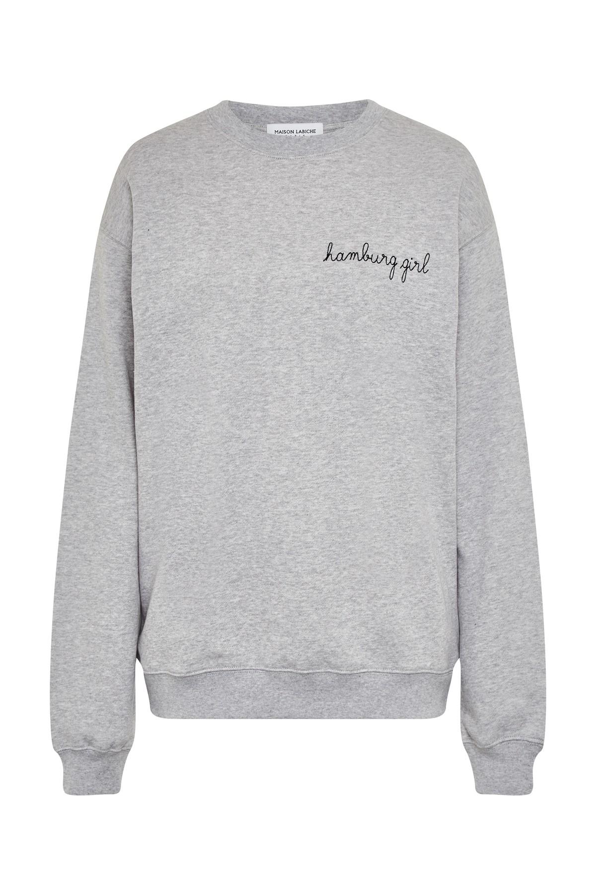 Hamburg Girl Sweater