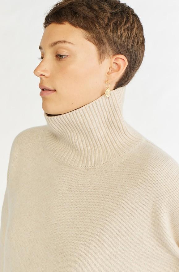 Lässiger Pullover