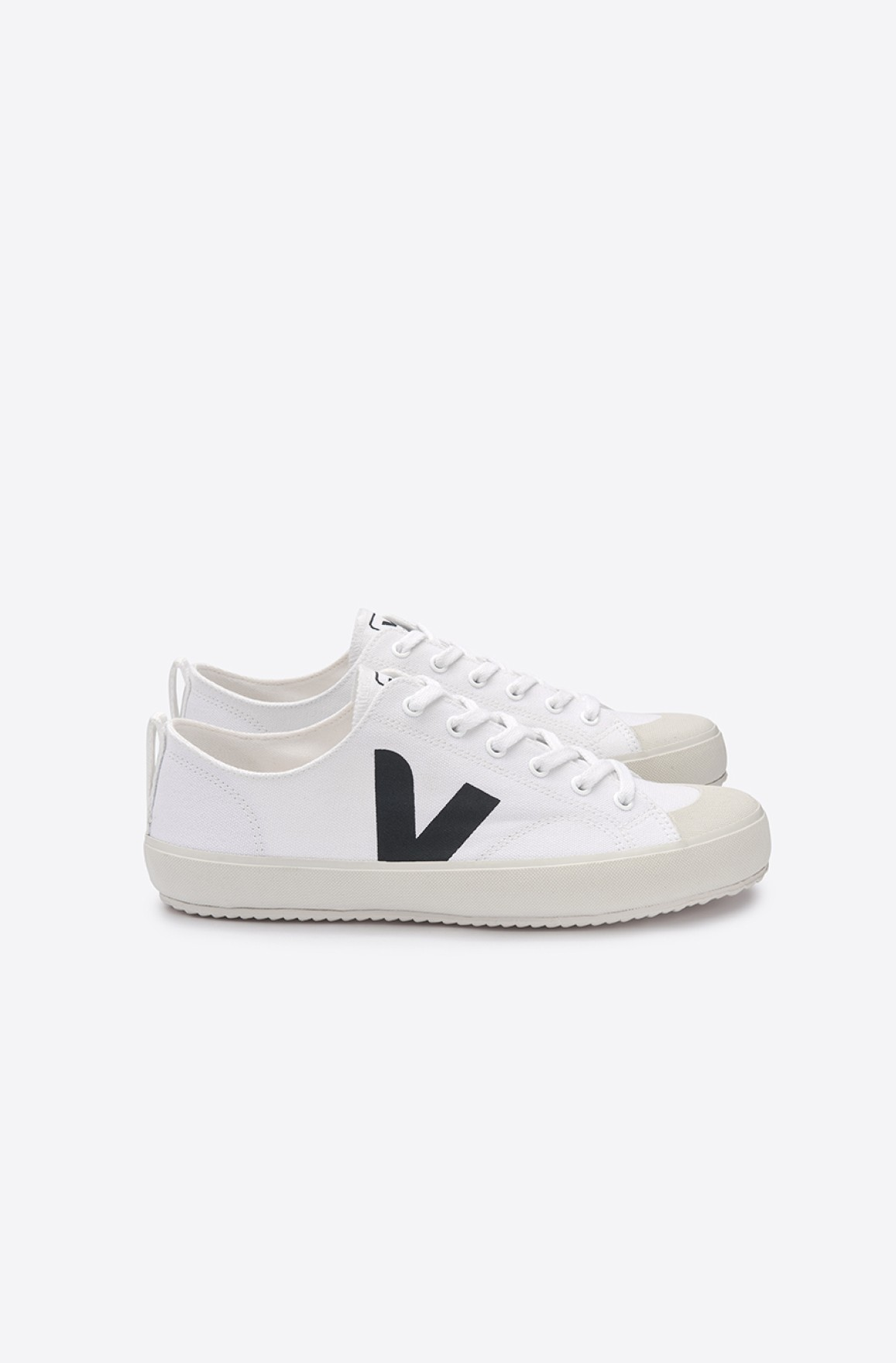 NET SUSTAIN Nova Sneakers aus Biobaumwoll-Canvas