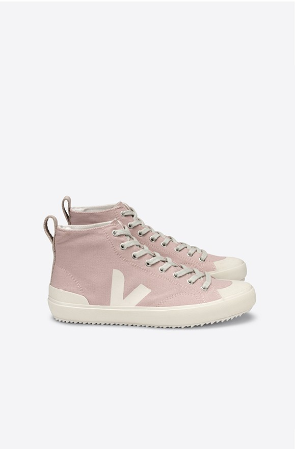 NET SUSTAIN Nova Sneakers HT aus Biobaumwoll-Canvas