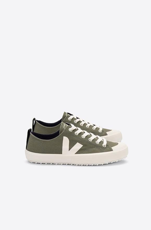 NET SUSTAIN Nova Sneakers aus Biobaumwoll-Canvas